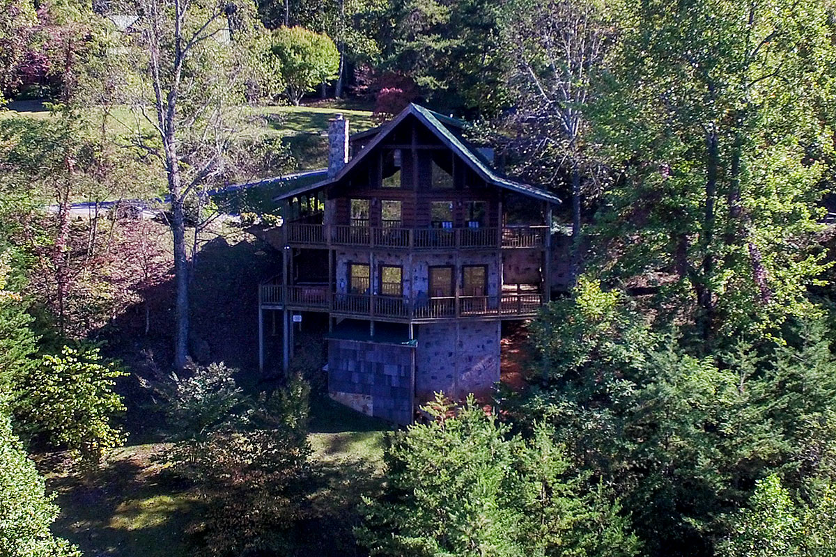 Chateau Bearden - Wonderful Cabin only 10 Minutes from Dollywood
