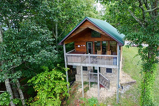 Pigeon Forge Smoky Mountain Rental Cabins Offered By