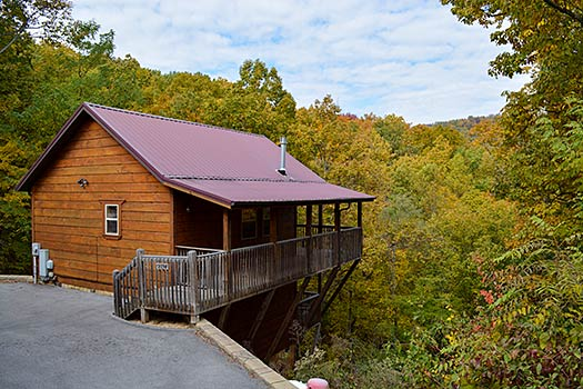 Pigeon Forge Chalets Pigeon Forge Cabins With One Bedroom Near