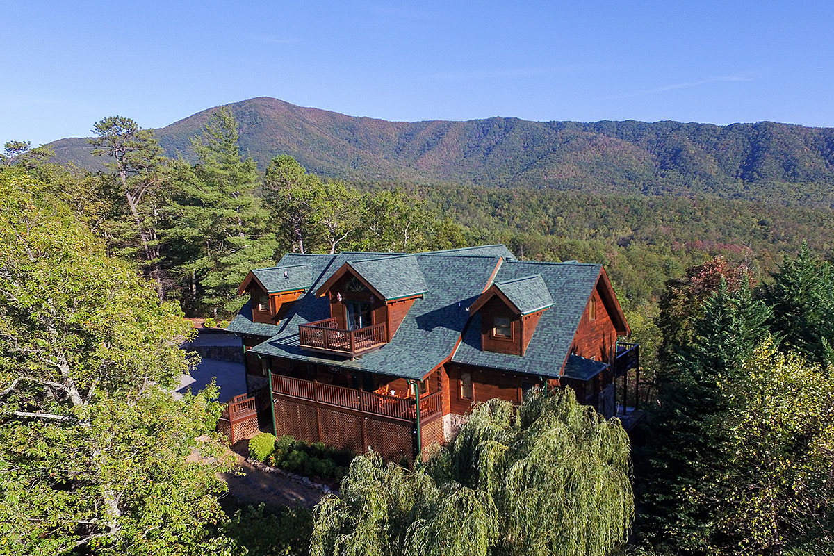 Excellent Gatlinburg Cabins With Five Bedrooms Pigeon Forge Rental Home Interior And Landscaping Pimpapssignezvosmurscom