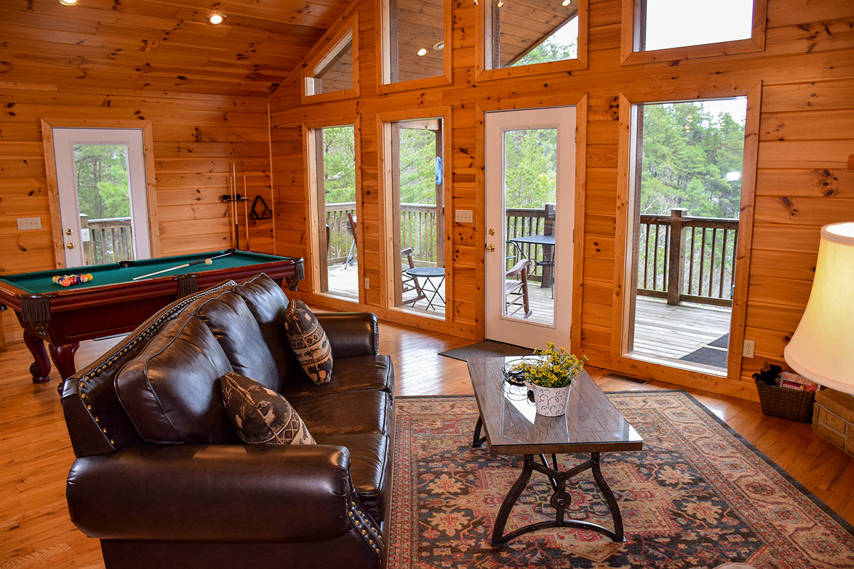 Unforgettable - Pigeon Forge Rental Cabin